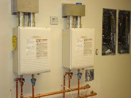 point of use tank less water heater installation Scottsdale