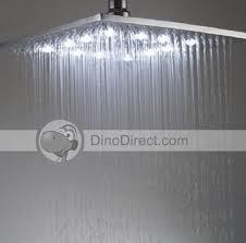 water saving shower heads
